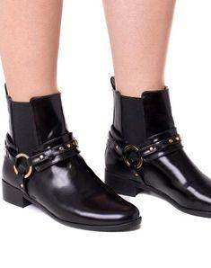Neus Stiefel Schwarz , veganer Stiefel #veganerstiefel #veganboots #veganshoes #veganeschuhe Flats, Biker, Ankle, Shopping, Shoes, Fashion, Vegan Shoes, Vegans, Black