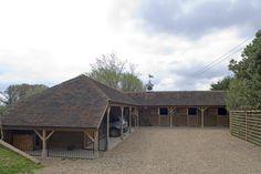 Timber Garage Scheme in Reading, Berkshire