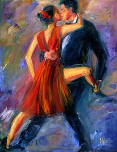 I would LOVE to learn the tango