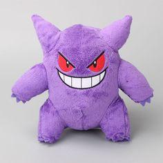 Pokemon Gengar Plush Toy
