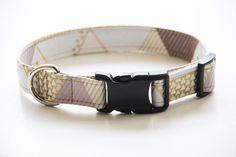 Metallic Violet Quartz Dog Collar Girl Dog Collar by konomiStudios Girl Dog Collars, Dog Collars & Leashes, Dog Leash, Ga In, Purple Hues, Girl And Dog, Collar And Leash, Best Dogs, Fur Babies