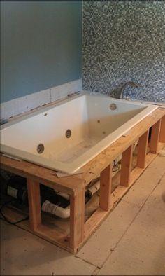 Drop In Bathtub Installation Random Stuff Bathtub