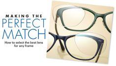 20/20 Magazine > Making the Perfect Match