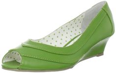 Amazon.com: B.a.i.t. Women's Terry Wedge Pump: Shoes