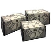 Found it at Wayfair.co.uk - Gifts and Accessories Tick Tock Trunk Set