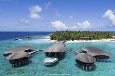 """Der Projekt Iridium Spa @ The St. Regis Maldives Vommuli Resort wurde mit dem """"WORLD LUXURY SPA AWARD WINNER 2017"""" ausgezeichnet. Unser Blue Hole Pool mit überdachter Terrasse und atemberaubendem Meeresblick ist der größte Hydrotherapie-Pool dieses wunderschönen Inselstaates. #spa4 #wellness #spa #pool #stregis #resort #hotel #award #luxury #2017 #world #winner #worldluxuryspaawardswinner2017 #maldives #regis #vommuli  #iridium #iridiumspa #projekt"""