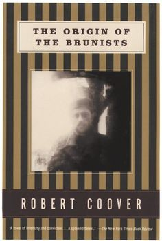 The Origin of the Brunists (Coover, Robert) [Paperback] [2000] (Author) Robert Coover Grove Press http://www.amazon.com/dp/B00EBYDJ6S/ref=cm_sw_r_pi_dp_heyGvb1EM42HQ