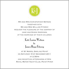 Guide to Wedding Invitations Messages | 21st - Bridal World - Wedding Ideas and Trends