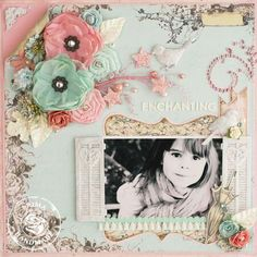 Scrapbook idea ⊱✿-✿⊰ Join 690 people and follow the Scrapbook Pages board for Scrapping inspiration ⊱✿-✿⊰