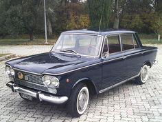 FIAT 1500 C DEL 1965 OMOLOGATO A-S-I TARGA ORO