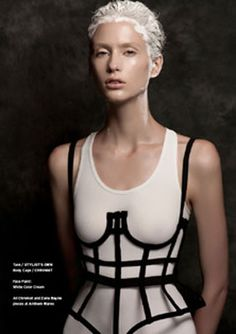Summer 2013 | Vaulter Cage Bustier