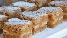 Czech Recipes, Little Cakes, Strudel, Thing 1, Biscotti, Apple Pie, Sweet Recipes, Sweet Tooth, French Toast