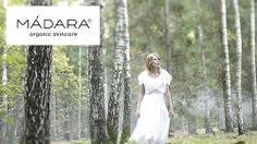 MADARA kosmetiikkatuotteet sisältävät luomusertifioituja, balttialaisia kasviuutteita, joiden aktiiviaineet ovat ainutlaatuisen intensiivisiä. Organic Skin Care, Wedding Dresses, Fashion, Bridal Dresses, Moda, Bridal Gowns, Wedding Gowns, Weding Dresses, Wedding Dress