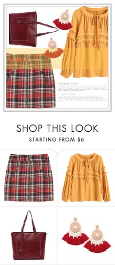 """""""Creations"""" by aida-fashion ❤ liked on Polyvore featuring outfit, casualoutfit, polyvoreeditorial and polyvoreset"""