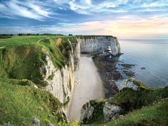 The Beaches of Normandy, France