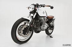 Kawasaki ZR550 Zephyr By Ellaspede