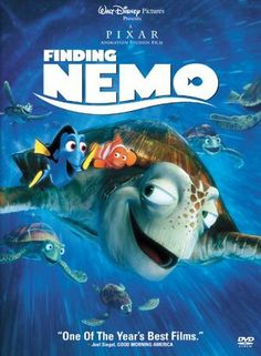 Finding Nemo - Keep swimming, keep swimming