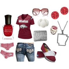 Woo Pig Sooie, created by linlin0318 on Polyvore