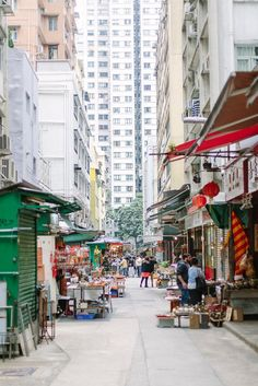 Hong Kong Shopping G