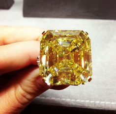 Graff diamond ring ~ Instagram