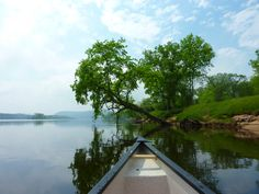 Canoeing along the Wisconsin River with http://thebestcanoecompanyever.com