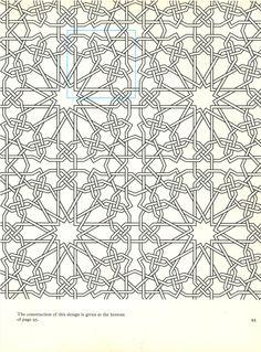 Pattern in Islamic Art - PIA 093