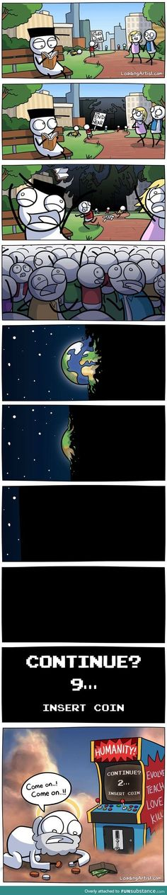how the world will really end