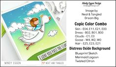 This set is simply magical! Dream big with this set, and soon you'll be soaring! Has coordinating Dream Big dies Neat And Tangled, Mermaid Lagoon, Purple Hues, Over The Moon, Copic, Dream Big, Color Combos, Colour Schemes, Color Combinations