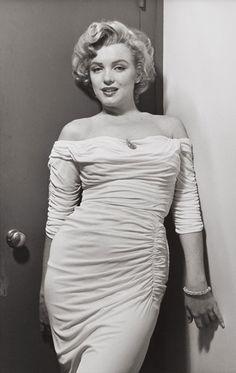 Marilyn cornered