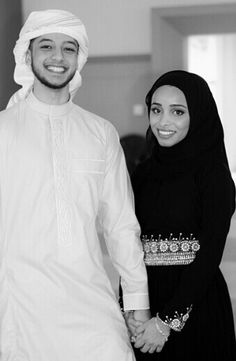 Beautiful Couple MashAllah
