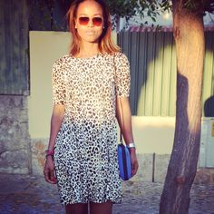 Leopard look #animalprint #fashionblogger