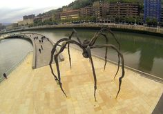 El museo más bonito del mundo Bilbao, Basque Country, Continents, Have Fun, Old Things, Europe, Stone, World, City