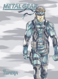 Metal Gear Solid Metal Gear Solid, Gears, Snake, Fictional Characters, Gear Train, A Snake, Fantasy Characters, Snakes