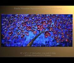 Enveloped in Blossoms - Nizamas Art Gallery