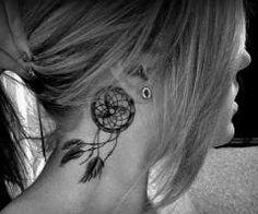 Want a dream catcher tattoo.
