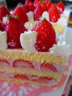 母の日にケーキのプレゼントの画像 | アトリエ nonoKA~福島県にあるお菓子教室~