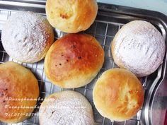 เบเกอรี่ของแป้งหอม paenghommbakery: ขนมปังเนื้อนุ่มแบบไส้ฟรีสไตล์
