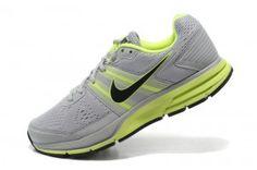 check out 294e8 34b5c Nike Air Pegasus + 29 Laufschuhe grau schwarz grün http   www. nikeschuhekaufenwelt