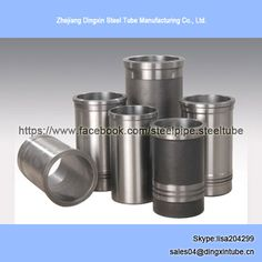 Precision seamless steel pipe & tube for engine cylinder liner