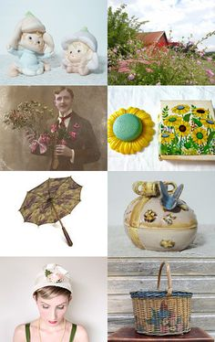 In the Spring... #voguet #ssps