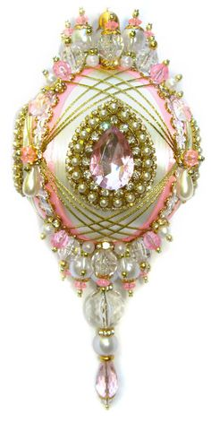 Dazzling+Christmas+Ornament+by+sparklements+on+Etsy,+$32.00