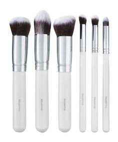 6 Piece Deluxe Contour Set (690) by Morphe Brushes £25