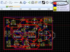 Circuit designing using EasyEDA. | PCB Designs | Pinterest | Software
