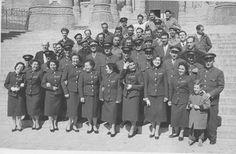 ANTICS EMPLEATS DEL TIBIDABO - 1958