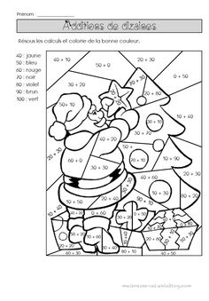 Home Decorating Style 2020 for Coloriage Magique Addition you can see Coloriage Magique Addition and more pictures for Home Interior Designing 2020 at Coloriage Kids. Christmas Math Worksheets, Kids Math Worksheets, Christmas Activities For Kids, Math For Kids, Preschool Activities, Spelling Test Template, Art Books For Kids, 2nd Grade Math, Math Lessons