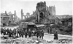 Ypres in the autumn of 1917