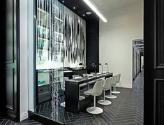 Donato Salon + Spa Shops at Don Mills, Toronto (A.R.E Awards) » Retail Design Blog