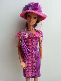 vêtement poupée mannequin Barbie (239)