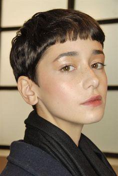 Cecilia Méndez Cut My Hair, New Hair, Your Hair, Short Hairstyles For Women, Cool Hairstyles, Pixie Hairstyles, Hair Inspo, Hair Inspiration, Pelo Pixie