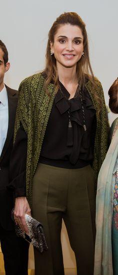 Queen Rania, Nov. 17, 2015